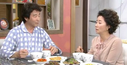 Min Seok and Gang Sun reconcile over a sum[ptuous breakfast